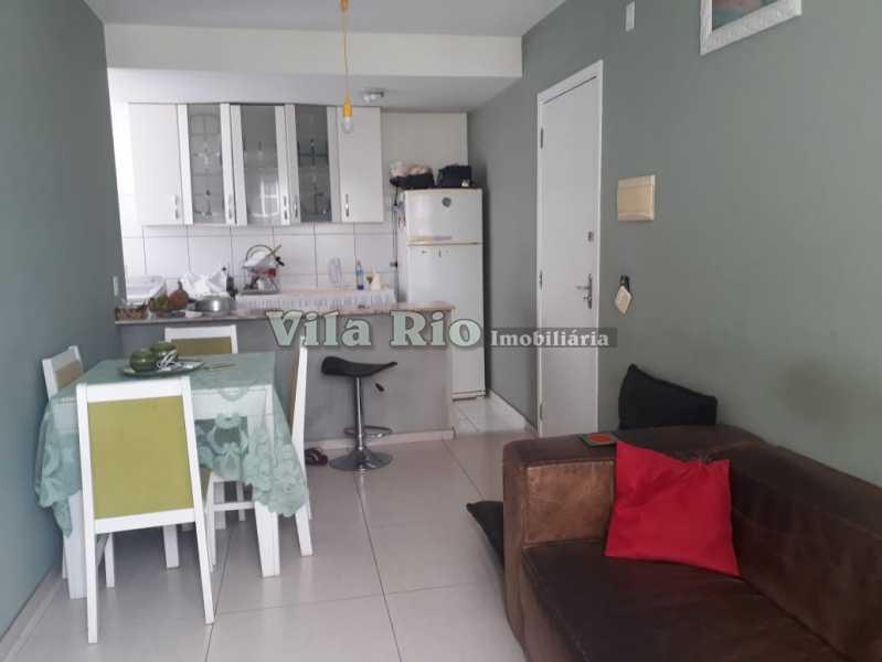 Sala.2 - Apartamento 2 quartos à venda Cordovil, Rio de Janeiro - R$ 190.000 - VAP20362 - 1