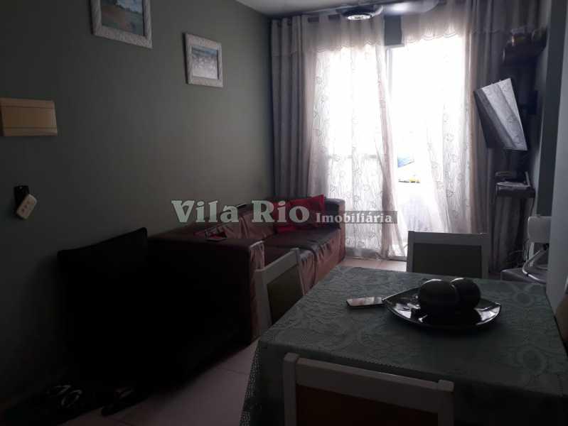 Sala - Apartamento 2 quartos à venda Cordovil, Rio de Janeiro - R$ 190.000 - VAP20362 - 4