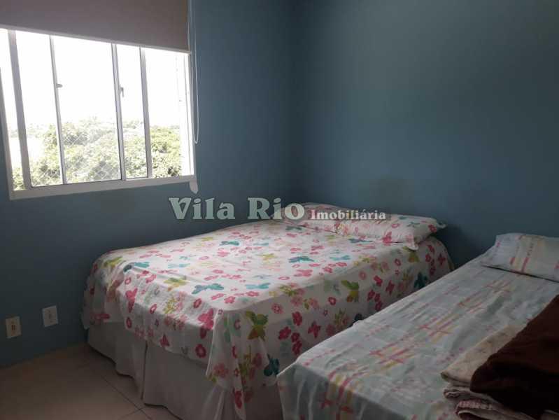 Quarto1.1 - Apartamento 2 quartos à venda Cordovil, Rio de Janeiro - R$ 190.000 - VAP20362 - 5