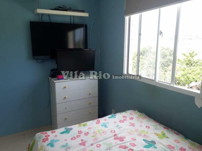 Quarto1 - Apartamento 2 quartos à venda Cordovil, Rio de Janeiro - R$ 190.000 - VAP20362 - 6