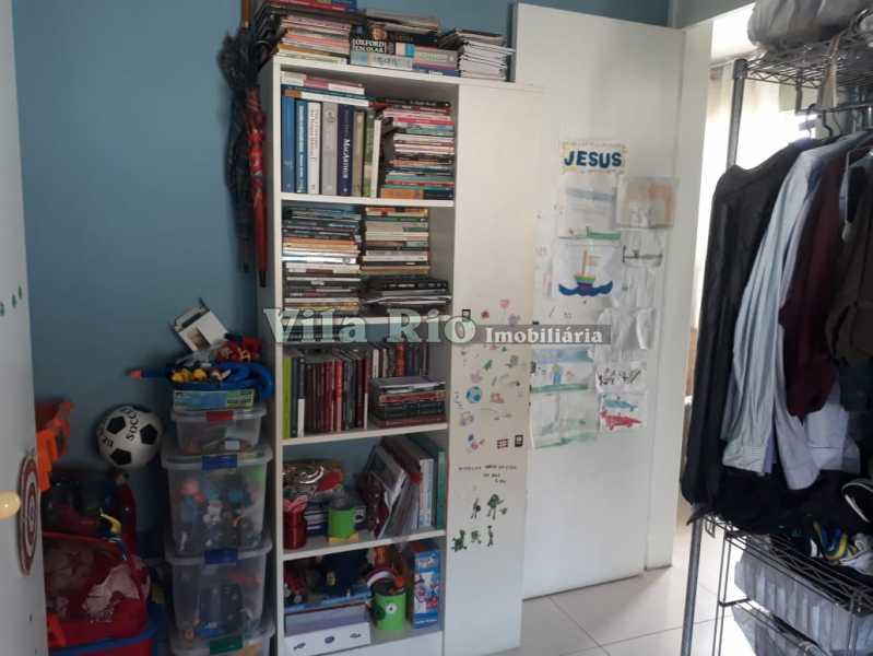Quarto2 - Apartamento 2 quartos à venda Cordovil, Rio de Janeiro - R$ 190.000 - VAP20362 - 8