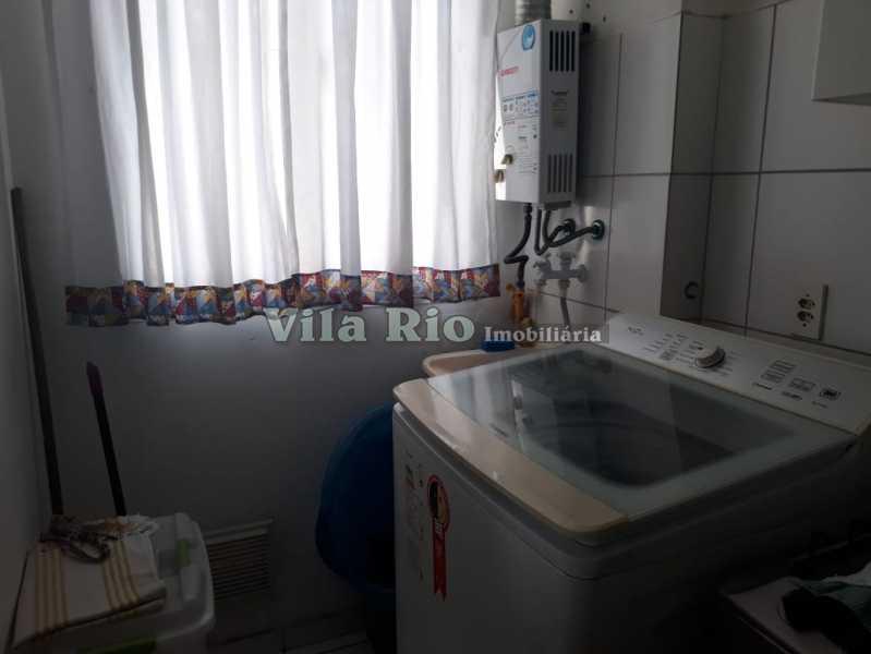 Área - Apartamento 2 quartos à venda Cordovil, Rio de Janeiro - R$ 190.000 - VAP20362 - 9