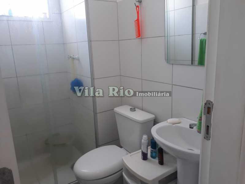Banheiro.1 - Apartamento 2 quartos à venda Cordovil, Rio de Janeiro - R$ 190.000 - VAP20362 - 10