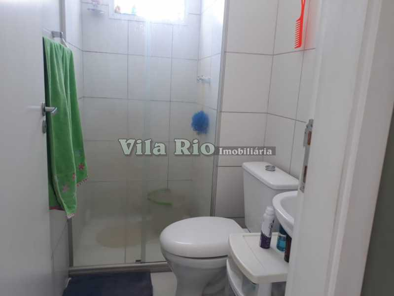 Banheiro - Apartamento 2 quartos à venda Cordovil, Rio de Janeiro - R$ 190.000 - VAP20362 - 11