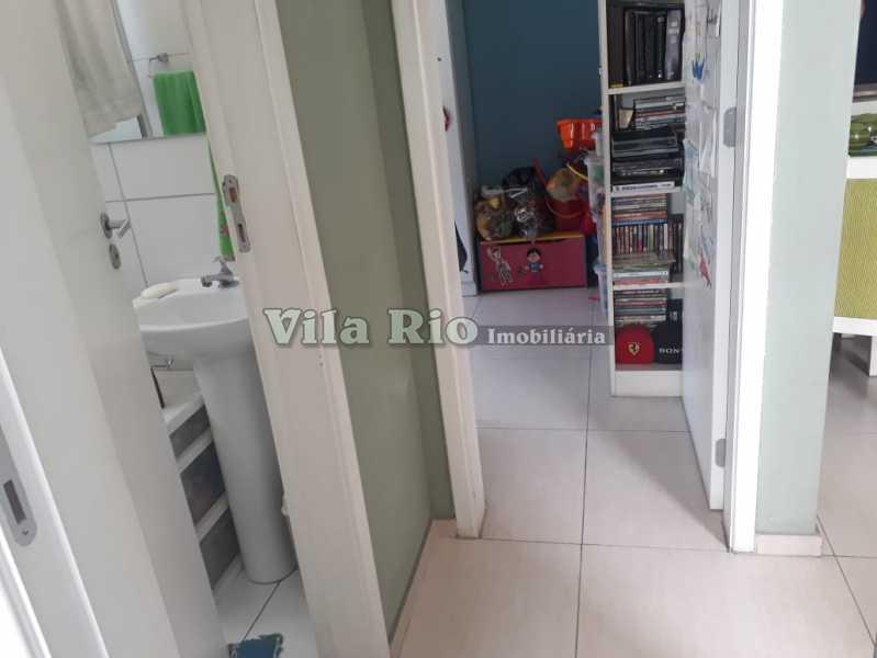 Circulação - Apartamento 2 quartos à venda Cordovil, Rio de Janeiro - R$ 190.000 - VAP20362 - 12