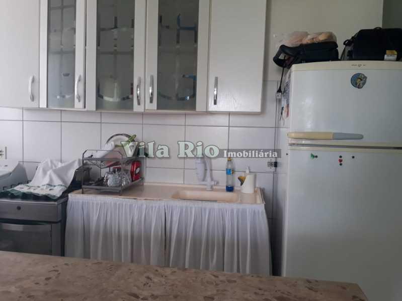 Cozinha.1 - Apartamento 2 quartos à venda Cordovil, Rio de Janeiro - R$ 190.000 - VAP20362 - 13