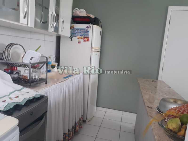 Cozinha.2 - Apartamento 2 quartos à venda Cordovil, Rio de Janeiro - R$ 190.000 - VAP20362 - 14