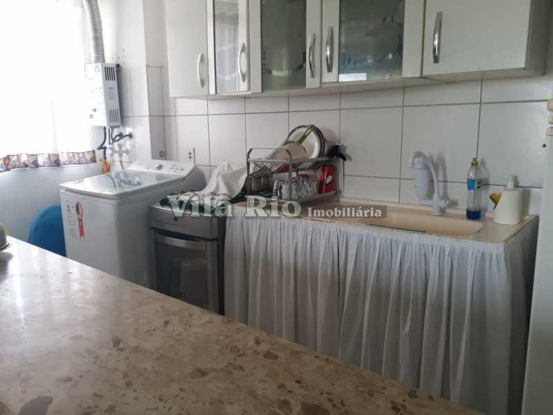 Cozinha - Apartamento 2 quartos à venda Cordovil, Rio de Janeiro - R$ 190.000 - VAP20362 - 15