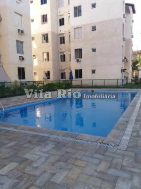 PISCINA - Apartamento 2 quartos à venda Cordovil, Rio de Janeiro - R$ 190.000 - VAP20362 - 17