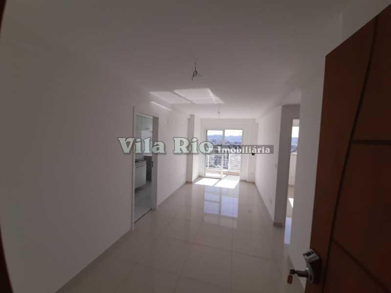 SALA 1. - Apartamento 2 quartos à venda Cachambi, Rio de Janeiro - R$ 402.150 - VAP20363 - 3
