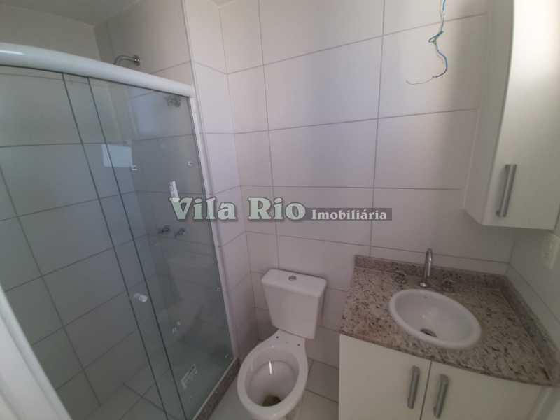 BANHEIRO. - Apartamento 2 quartos à venda Cachambi, Rio de Janeiro - R$ 402.150 - VAP20363 - 7