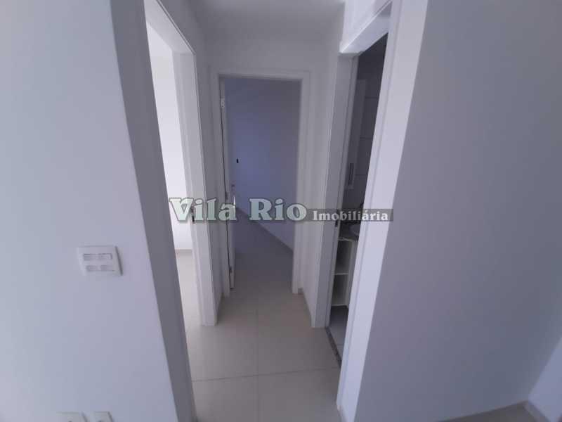 CIRCULAÇÃO. - Apartamento 2 quartos à venda Cachambi, Rio de Janeiro - R$ 402.150 - VAP20363 - 9