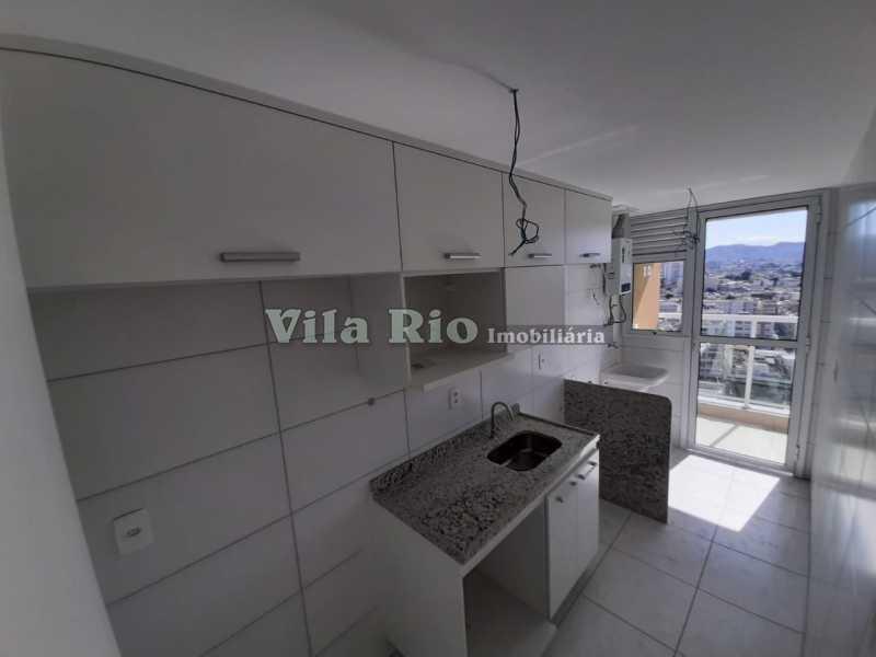 COZINHA. - Apartamento 2 quartos à venda Cachambi, Rio de Janeiro - R$ 402.150 - VAP20363 - 10