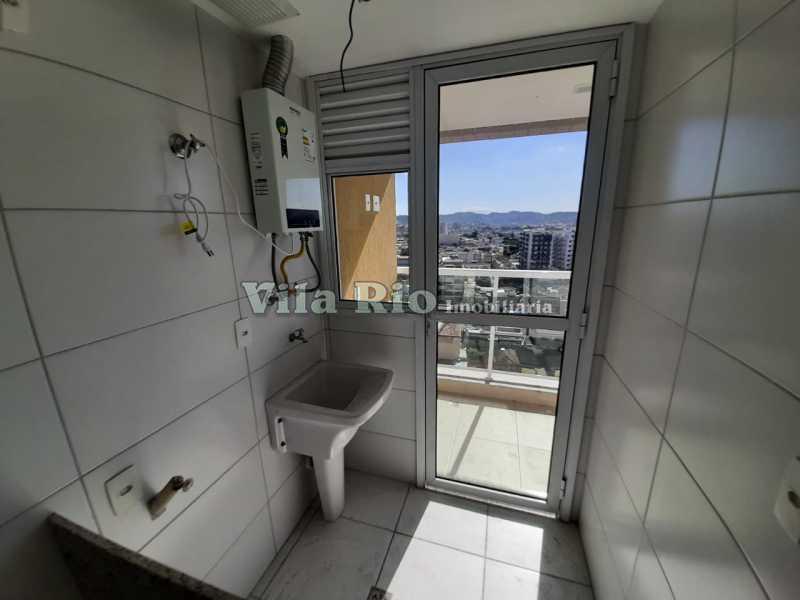 AREA. - Apartamento 2 quartos à venda Cachambi, Rio de Janeiro - R$ 402.150 - VAP20363 - 11