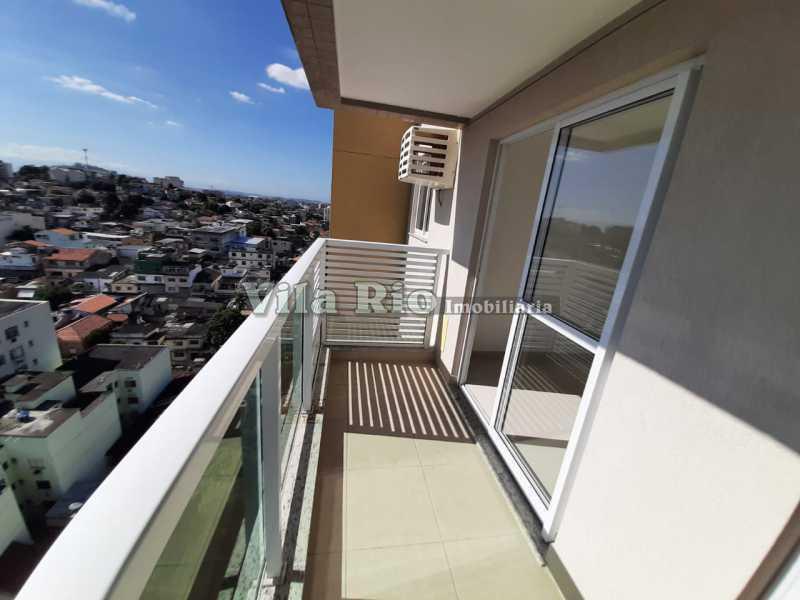 VARANDA 1. - Apartamento 2 quartos à venda Cachambi, Rio de Janeiro - R$ 402.150 - VAP20363 - 12