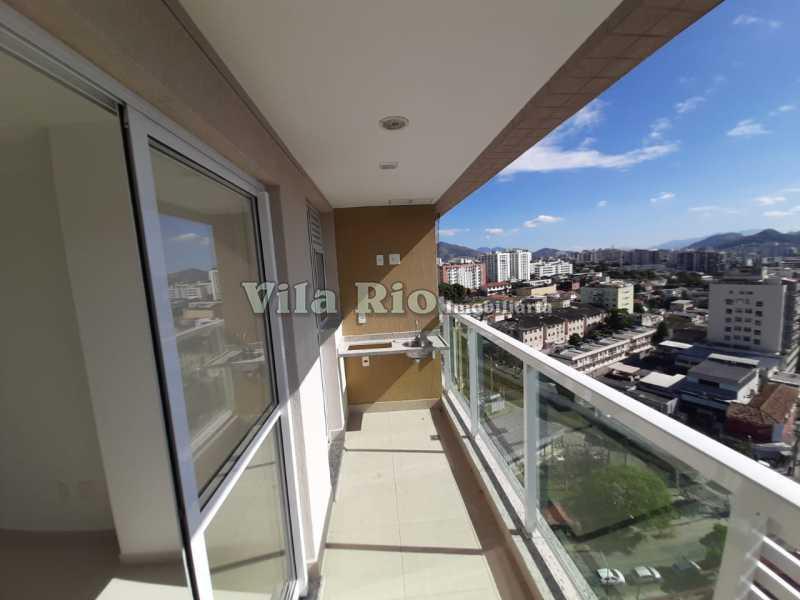VARANDA 2. - Apartamento 2 quartos à venda Cachambi, Rio de Janeiro - R$ 402.150 - VAP20363 - 13