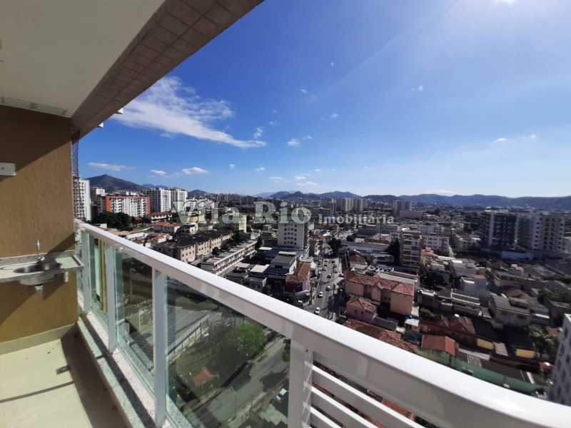 VARANDA1. - Apartamento 2 quartos à venda Cachambi, Rio de Janeiro - R$ 402.150 - VAP20363 - 14