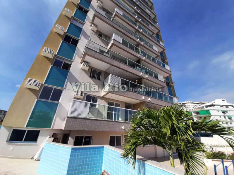 FACHADA 2. - Apartamento 2 quartos à venda Cachambi, Rio de Janeiro - R$ 402.150 - VAP20363 - 30