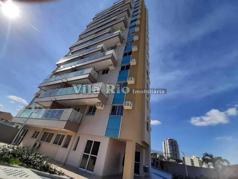 FACHADA1. - Apartamento 2 quartos à venda Cachambi, Rio de Janeiro - R$ 402.150 - VAP20363 - 1