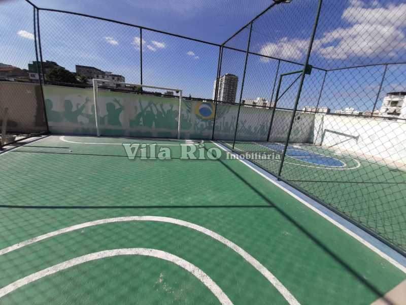 QUADRA. - Apartamento 2 quartos à venda Cachambi, Rio de Janeiro - R$ 402.150 - VAP20363 - 23