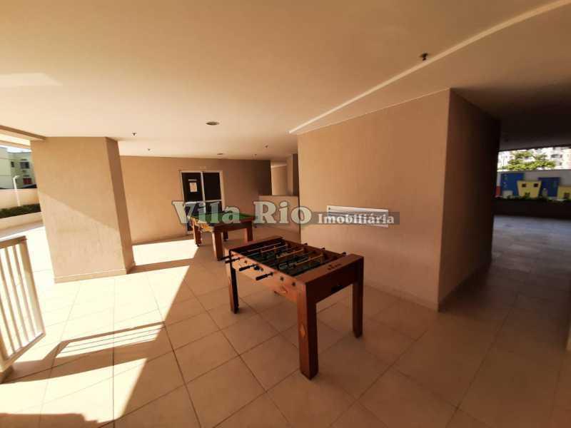 SALÃO DE JOGOS. - Apartamento 2 quartos à venda Cachambi, Rio de Janeiro - R$ 402.150 - VAP20363 - 25
