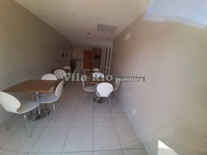 SALÃO FESTAS. - Apartamento 2 quartos à venda Cachambi, Rio de Janeiro - R$ 402.150 - VAP20363 - 26