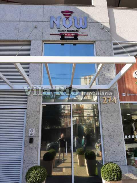 FRENTE. - Apartamento 2 quartos à venda Cachambi, Rio de Janeiro - R$ 402.150 - VAP20363 - 31