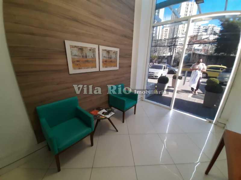 HALL 1. - Apartamento 2 quartos à venda Cachambi, Rio de Janeiro - R$ 402.150 - VAP20363 - 27