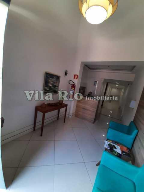 HALL 2. - Apartamento 2 quartos à venda Cachambi, Rio de Janeiro - R$ 402.150 - VAP20363 - 28