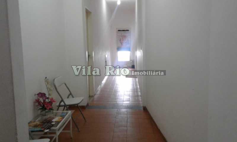 CIRCULAÇÃO 1 - Sala Comercial 27m² para alugar Vila da Penha, Rio de Janeiro - R$ 550 - VSL00012 - 1