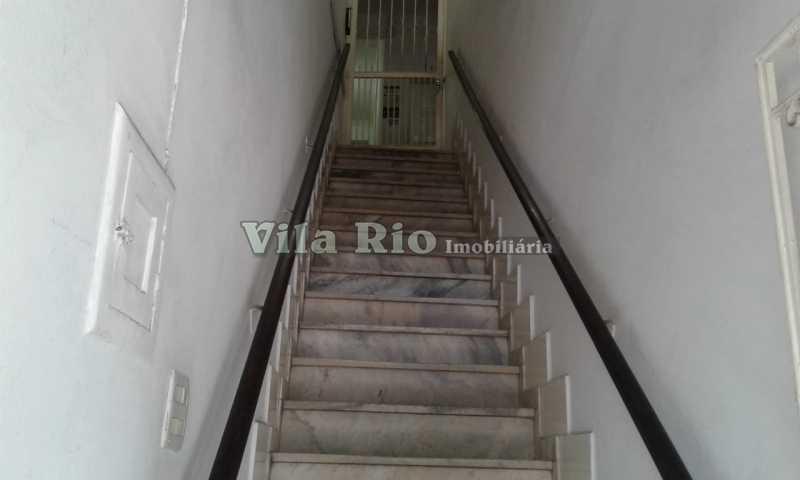 ESCADA 1 - Sala Comercial 27m² para alugar Vila da Penha, Rio de Janeiro - R$ 550 - VSL00012 - 4