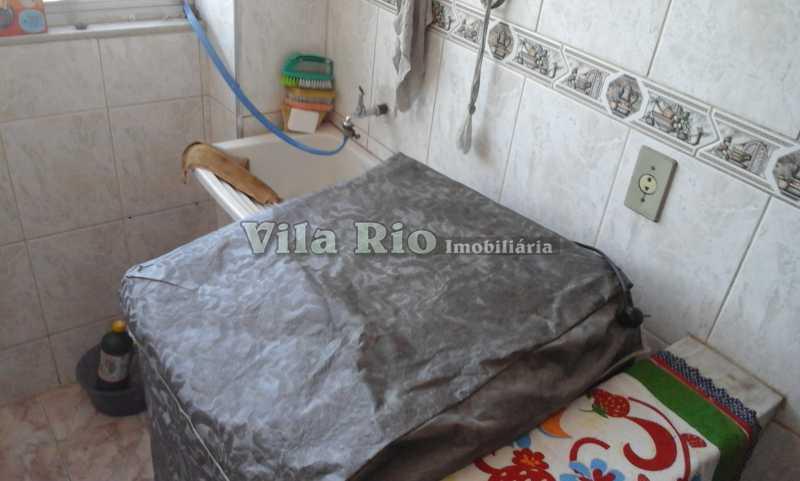 ÁREA - Apartamento Vila da Penha, Rio de Janeiro, RJ À Venda, 2 Quartos, 55m² - VAP20366 - 15
