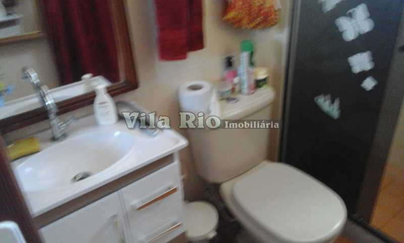 BANHEIRO 1 - Apartamento Vila da Penha, Rio de Janeiro, RJ À Venda, 2 Quartos, 55m² - VAP20366 - 11
