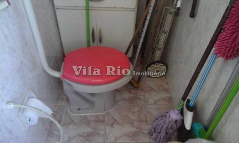 BANHEIRO2 - Apartamento Vila da Penha, Rio de Janeiro, RJ À Venda, 2 Quartos, 55m² - VAP20366 - 13