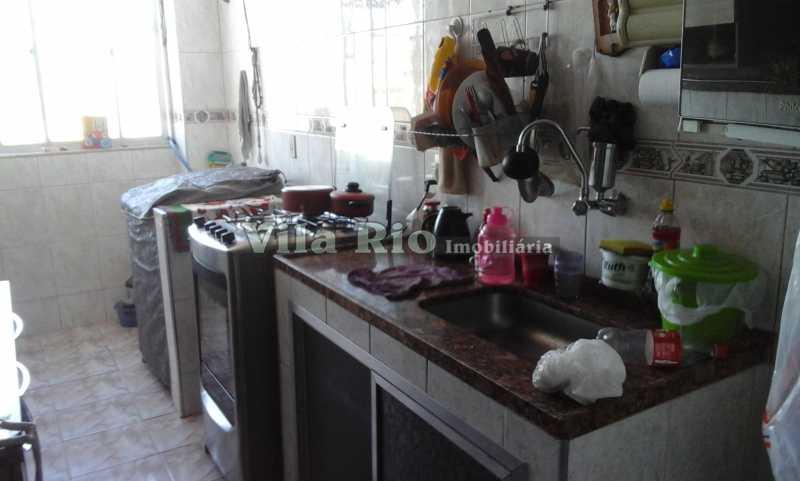 COZINHA - Apartamento Vila da Penha, Rio de Janeiro, RJ À Venda, 2 Quartos, 55m² - VAP20366 - 16