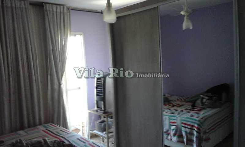 QUARTO 1 - Apartamento Vila da Penha, Rio de Janeiro, RJ À Venda, 2 Quartos, 55m² - VAP20366 - 6