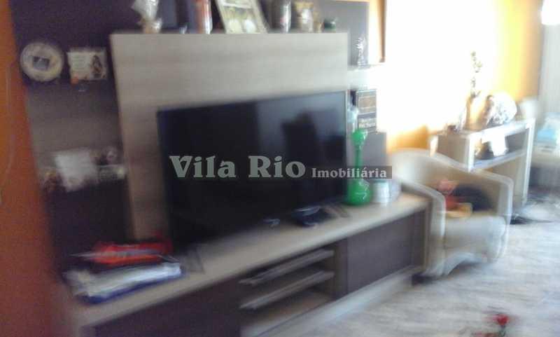 SALA 1 - Apartamento Vila da Penha, Rio de Janeiro, RJ À Venda, 2 Quartos, 55m² - VAP20366 - 4