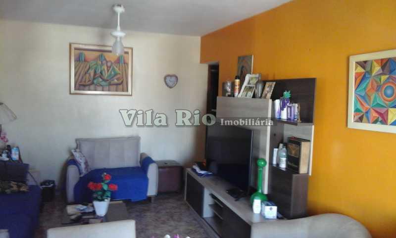 SALA 2 - Apartamento Vila da Penha, Rio de Janeiro, RJ À Venda, 2 Quartos, 55m² - VAP20366 - 1