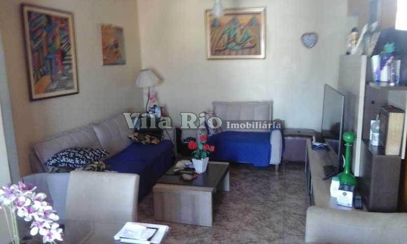 SALA 3 - Apartamento Vila da Penha, Rio de Janeiro, RJ À Venda, 2 Quartos, 55m² - VAP20366 - 5