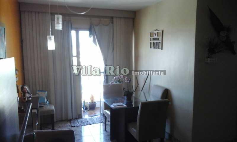 SALA 4 - Apartamento Vila da Penha, Rio de Janeiro, RJ À Venda, 2 Quartos, 55m² - VAP20366 - 3