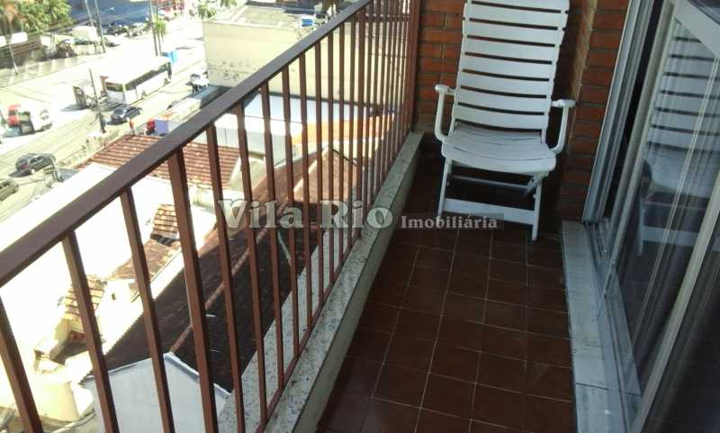 VARANDA - Apartamento Vila da Penha, Rio de Janeiro, RJ À Venda, 2 Quartos, 55m² - VAP20366 - 18