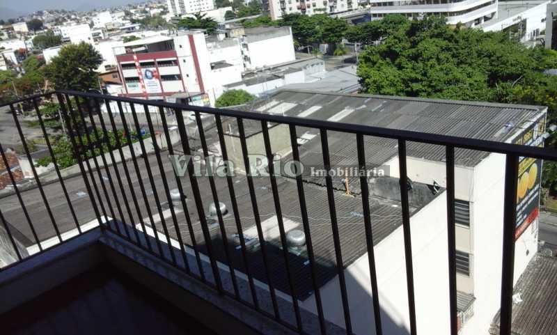 VARANDA1 - Apartamento Vila da Penha, Rio de Janeiro, RJ À Venda, 2 Quartos, 55m² - VAP20366 - 20