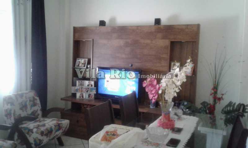 SALA 1 - Apartamento 3 quartos à venda Vista Alegre, Rio de Janeiro - R$ 380.000 - VAP30107 - 1