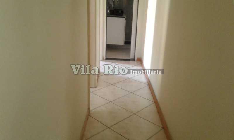 CIRCULAÇÃO - Apartamento 3 quartos à venda Vista Alegre, Rio de Janeiro - R$ 380.000 - VAP30107 - 22