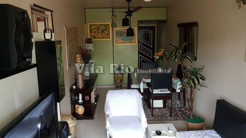 SALA1.2 - Apartamento À Venda - Vila da Penha - Rio de Janeiro - RJ - VAP20368 - 3