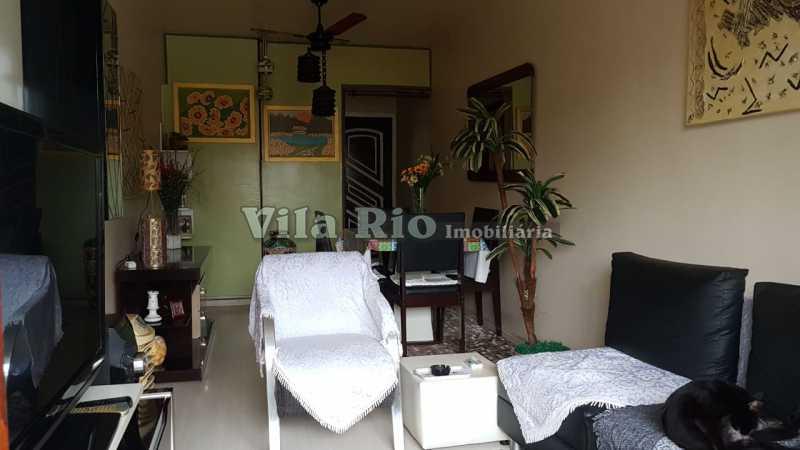 SALA1 - Apartamento À Venda - Vila da Penha - Rio de Janeiro - RJ - VAP20368 - 4
