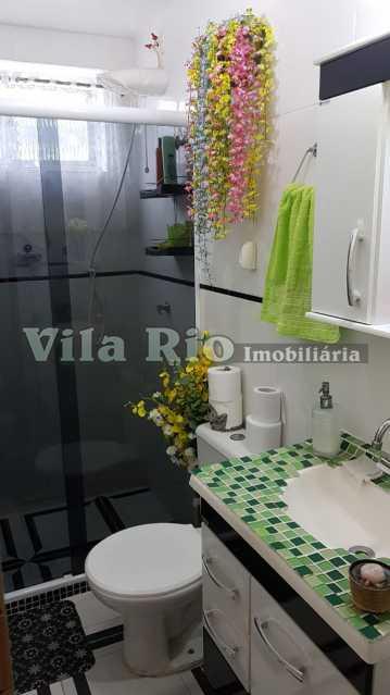 BANHEIRO - Apartamento À Venda - Vila da Penha - Rio de Janeiro - RJ - VAP20368 - 11