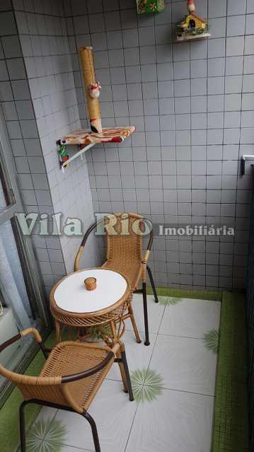 VARANDA - Apartamento À Venda - Vila da Penha - Rio de Janeiro - RJ - VAP20368 - 17