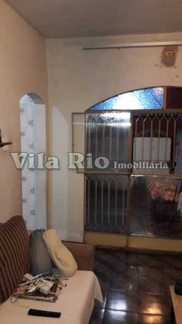 Sala - Casa de Vila 2 quartos à venda Tomás Coelho, Rio de Janeiro - R$ 178.000 - VCV20009 - 1
