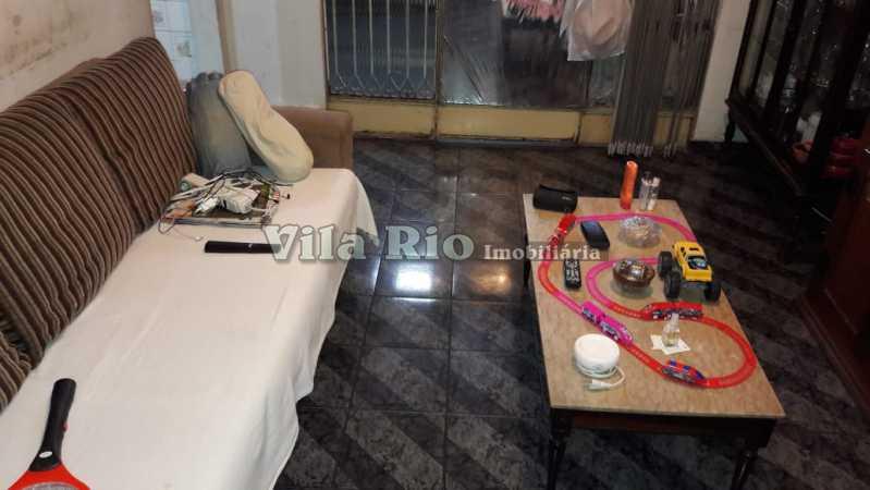 Sala2 - Casa de Vila 2 quartos à venda Tomás Coelho, Rio de Janeiro - R$ 178.000 - VCV20009 - 4